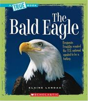 Cover of: The Bald Eagle
