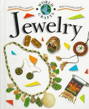 Cover of: Jewelry