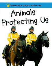 Cover of: Animals protecting us