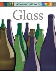 Cover of: Glass (Material World)