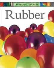 Cover of: Rubber (Material World)
