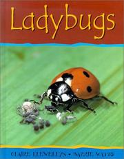 Cover of: Ladybugs (Minibeasts)