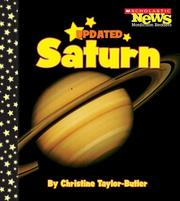 Cover of: Saturn (Scholastic News Nonfiction Readers) |
