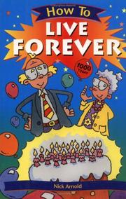 Cover of: How to Live Forever (How to)