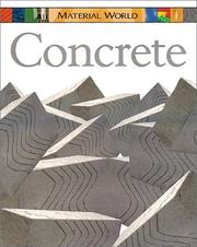 Cover of: Concrete (Material World) | Claire Llewellyn