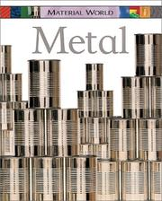 Cover of: Metal (Material World) | Claire Llewellyn
