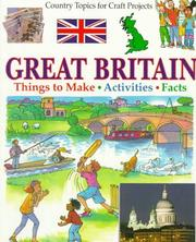 Cover of: Great Britain (Country Topics for Craft Projects) | Richard Tames