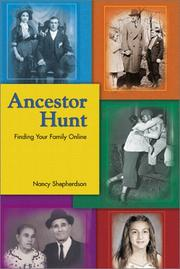 Cover of: Ancestor hunt | Nancy Shepherdson