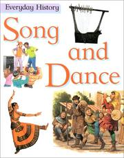 Cover of: Song and Dance (Everyday History)