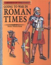 Cover of: Going to War in Roman Times (Armies of the Past)