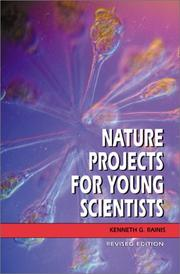 Cover of: Nature Projects for Young Scientists