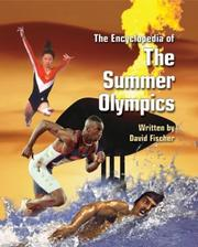 Cover of: The Encyclopedia of the Summer Olympics | David Fischer