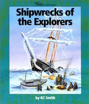 Cover of: Shipwrecks of the Explorers