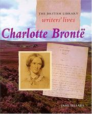 Cover of: Charlotte Bronte (British Library Writers' Lives) | Jane Sellars