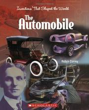 Cover of: The Automobile