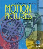 Cover of: Motion pictures