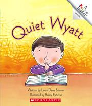 Cover of: Quiet Wyatt