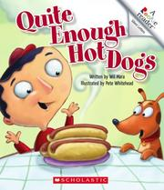 Cover of: Quite Enough Hot Dogs