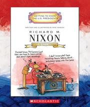 Cover of: Richard M. Nixon | Mike Venezia