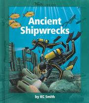 Cover of: Ancient shipwrecks
