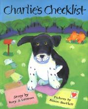 Cover of: Charlie's Checklist
