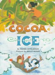Cover of: Cocoa ice | Diana Karter Appelbaum