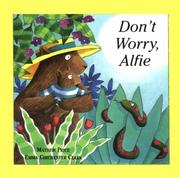 Cover of: Don't worry, Alfie