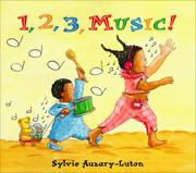 Cover of: 1, 2, 3, music!