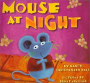 Cover of: Mouse at night