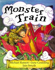 Cover of: Monster train