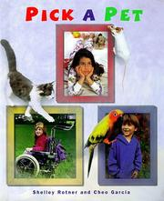 Cover of: Pick a pet | Shelley Rotner