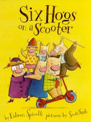 Cover of: Six hogs on a scooter
