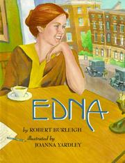 Cover of: Edna | Robert Burleigh