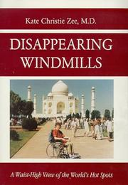 Cover of: Disappearing windmills