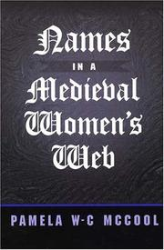 Cover of: Names in a medieval women