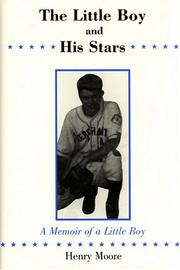 Cover of: The Little Boy And His Stars