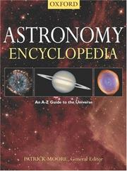 Cover of: Astronomy encyclopedia | Patrick Moore
