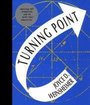 Cover of: Turning point | Joyce D. Weinsheimer