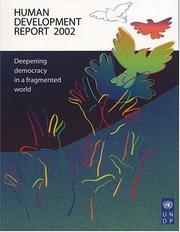 Cover of: Human Development Report 2002 | United Nations Development Programme (UNDP)