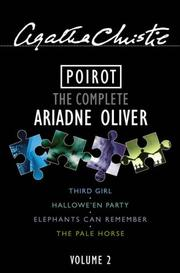 Cover of: Poirot