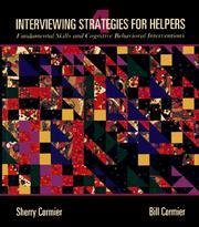 Cover of: Interviewing strategies for helpers