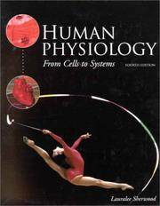 Human Physiology by Lauralee Sherwood