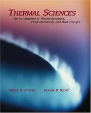 Cover of: Thermal Sciences | Merle C. Potter