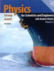 Cover of: Physics for Scientists and Engineers, Volume 2, Chapters 23-46