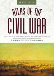 Cover of: The Oxford Atlas of the Civil War