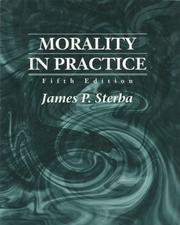 Cover of: Morality in practice |