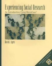 Cover of: Experiencing Social Research | David J. Ayers