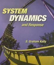 Cover of: System dynamics and response