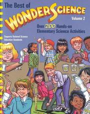 Cover of: The best of WonderScience