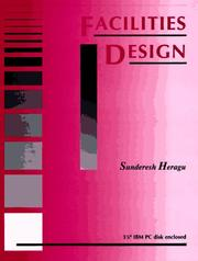 Cover of: Facilities design